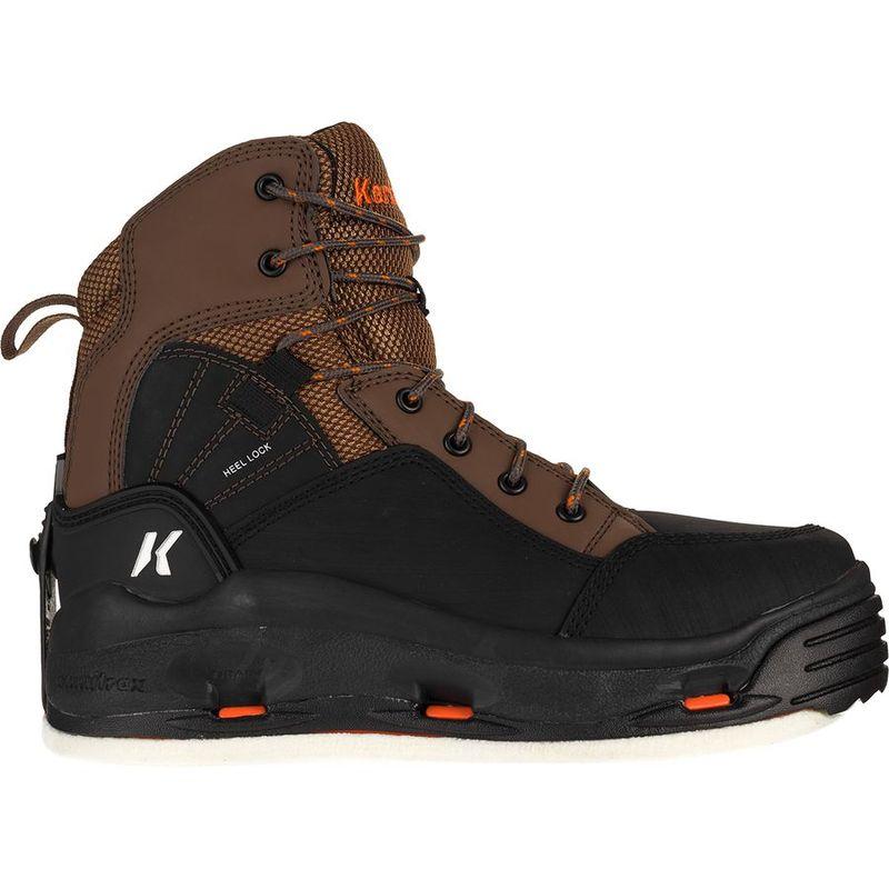 公式サイト 送料無料 サイズ交換無料 コーカーズ メンズ シューズ ブーツ レインブーツ Wading Soles Buckskin Felt 安い 激安 プチプラ 高品質 Boot Kling-On