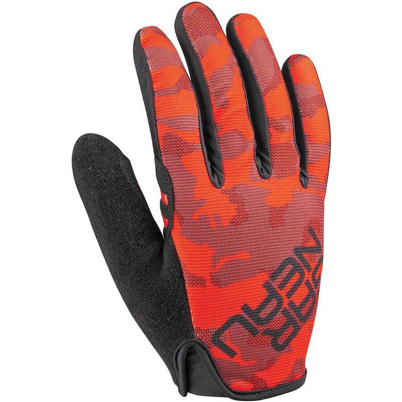 送料無料 サイズ交換無料 イルスガーナー 中古 メンズ アクセサリー 手袋 Ditch 売り出し Red Charcoal Cycling Glove