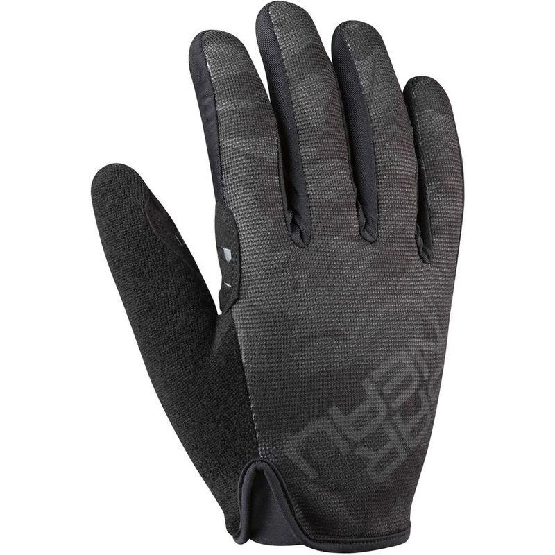 数量限定 送料無料 サイズ交換無料 イルスガーナー 爆買いセール メンズ アクセサリー Black Glove 手袋 Ditch