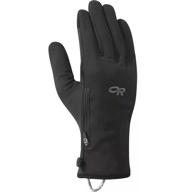 送料無料 サイズ交換無料 超目玉 アウトドアリサーチ レディース アクセサリー 手袋 Black Versaliner 今だけ限定15%OFFクーポン発行中 Sensor Glove
