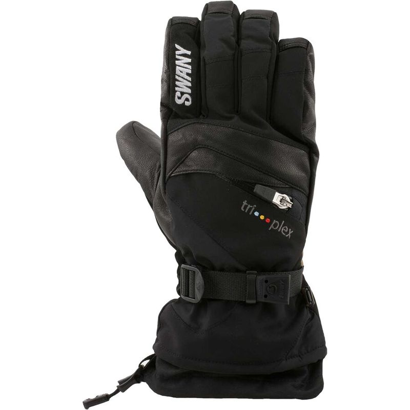 送料無料 サイズ交換無料 スワニー レディース アクセサリー 手袋 Black スワニー レディース 手袋 アクセサリー X-Change Glove Black