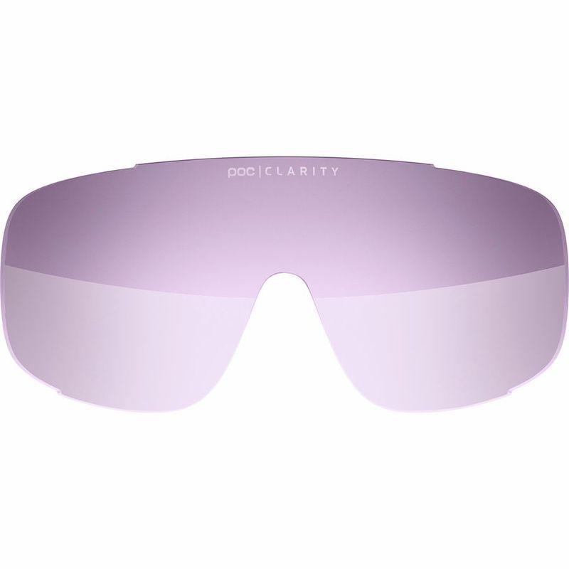 送料無料 サイズ交換無料 ピーオーシー メンズ アクセサリー サングラス・アイウェア Violet 28.4 Clarity ピーオーシー メンズ サングラス・アイウェア アクセサリー Aspire Sunglasses Spare Lens Violet 28.4 Clarity