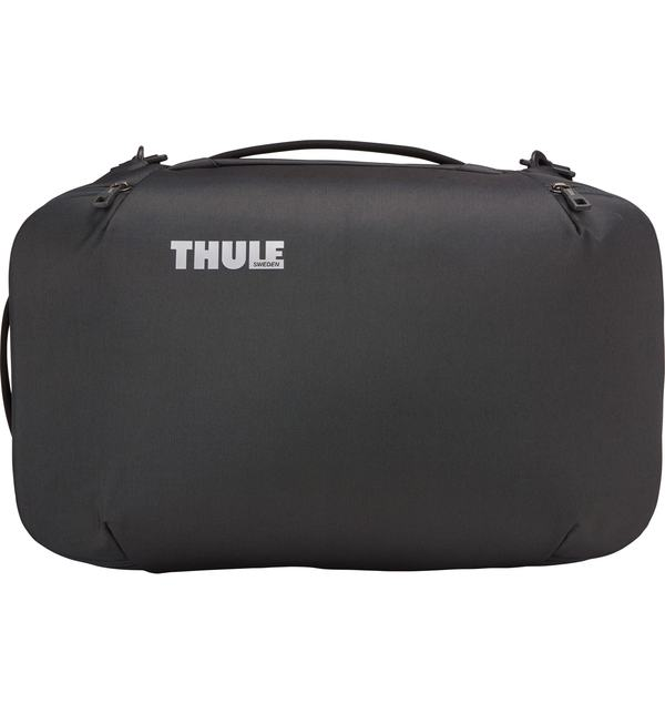 スリー メンズ ボストンバッグ バッグ Thule Subterra 40-Liter Convertible Duffel Bag Dark Shadow