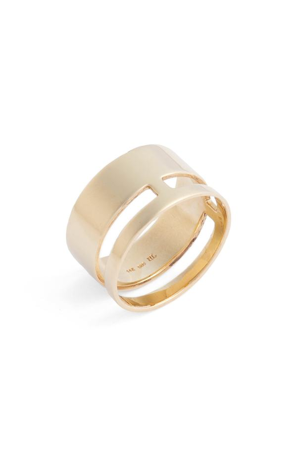ボニー レヴィ レディース 指輪 アクセサリー Bony Levy Ofira Bold 14K Gold Ring (Nordstrom Exclusive) Yellow Gold