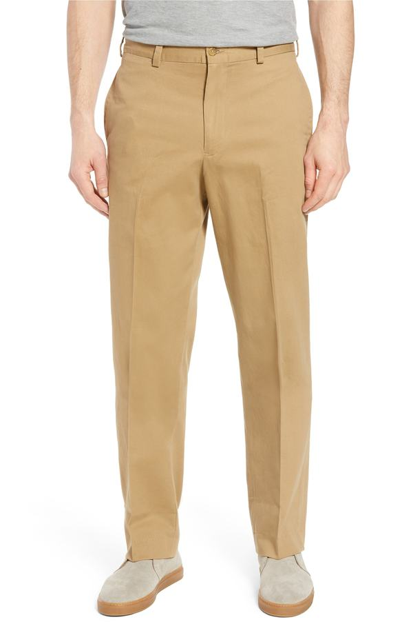 ビルズカーキス メンズ カジュアルパンツ ボトムス Bills Khakis M2 Classic Fit Vintage Twill Flat Front Pants British Khaki