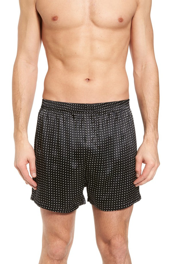 愛用 マジェスティック Boxers メンズ Piping ボクサーパンツ アンダーウェア Black Majestic International Dot Silk Boxers Black/ Black Piping, ミサトチョウ:9a6b3844 --- construart30.dominiotemporario.com