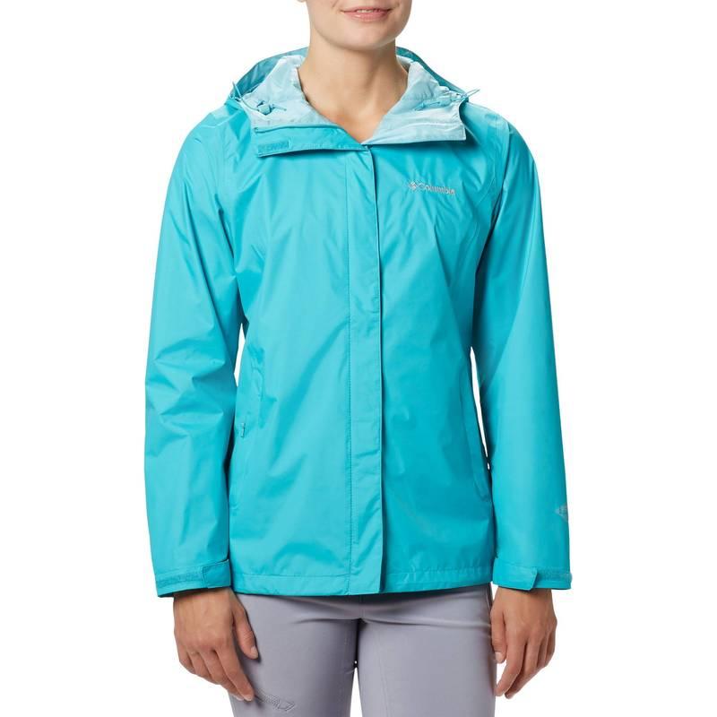 送料無料 サイズ交換無料 コロンビア レディース アウター ジャケット ブルゾン II Women's 新商品 Arcadia Columbia 商品 Geyser Jacket Rain