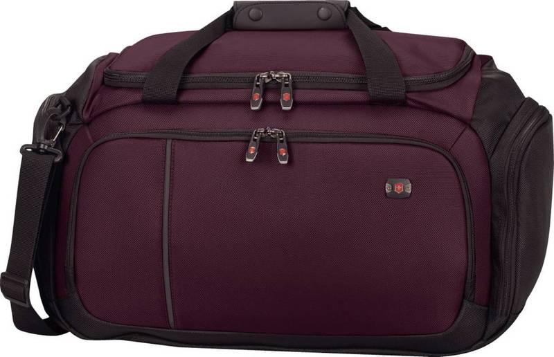 ビクトリノックス メンズ ボストンバッグ バッグ Victorinox Werks Traveler 4.0 Duffle Bag Purple