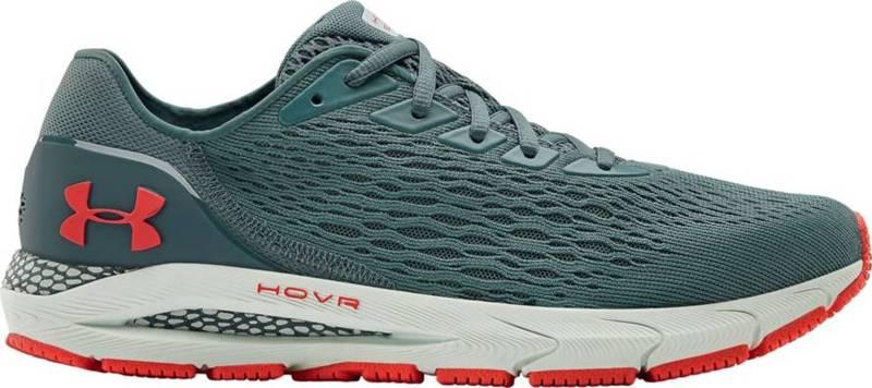 アンダーアーマー メンズ スニーカー シューズ Under Armour Men's HOVR Sonic 3 Running Shoes Blue/Blue/Red