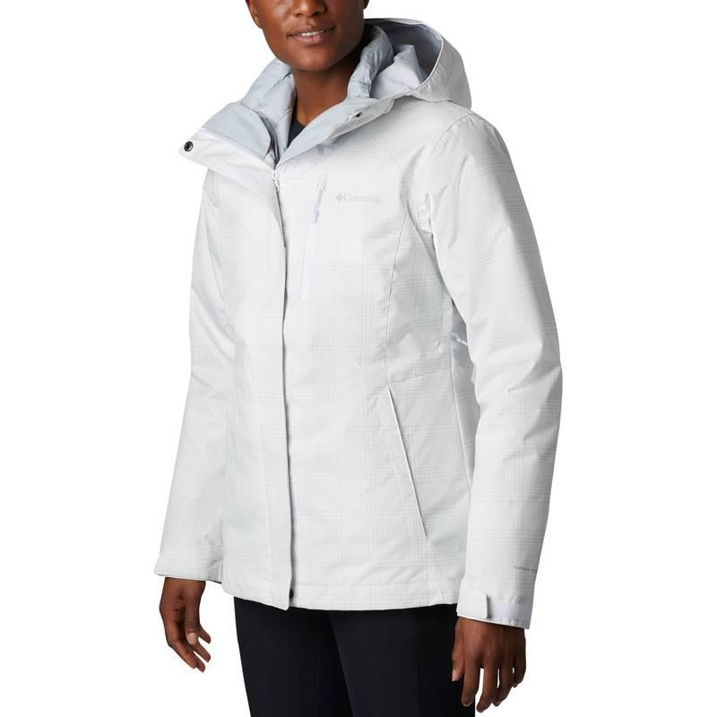 Columbia Womens Whirlibird Iv Interchange Jacket,