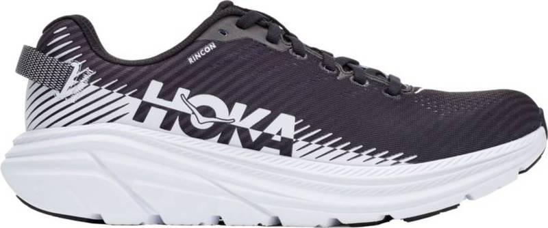 スニーカー ONE ホッカオネオネ ONE 2 レディース Running HOKA Shoes Rincon Women's シューズ Black/White