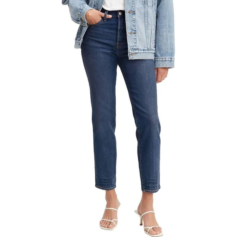 Fit リーバイス Women's Charleston Moves ボトムス Wedgie カジュアルパンツ レディース Jeans Levi's