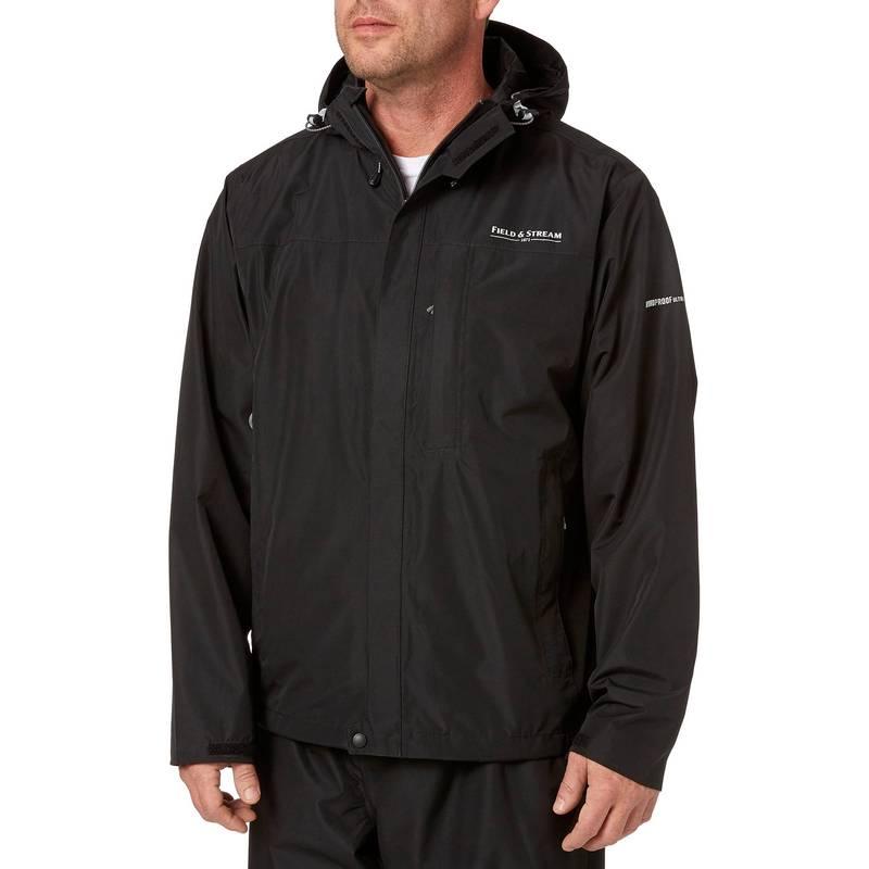 Pure Squall Rain アウター & Defender メンズ Jacket Black II ジャケット・ブルゾン Stream フィールドアンドストリーム Men's Field