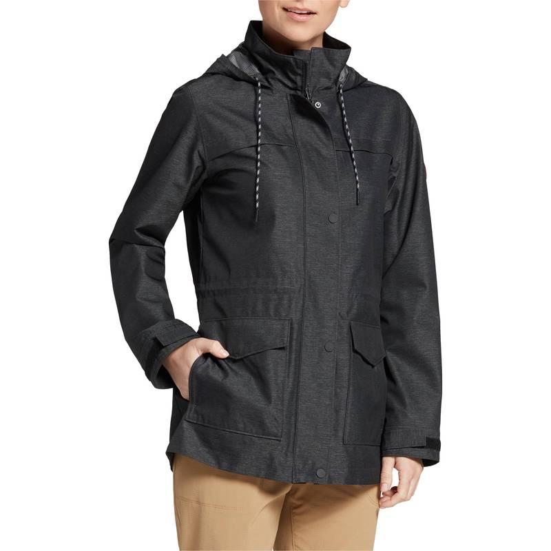 送料無料 サイズ交換無料 贈答品 アルパインデザイン レディース アウター 新作アイテム毎日更新 ジャケット ブルゾン Pure Jacket Design Free Women's Climb Alpine Rain Black