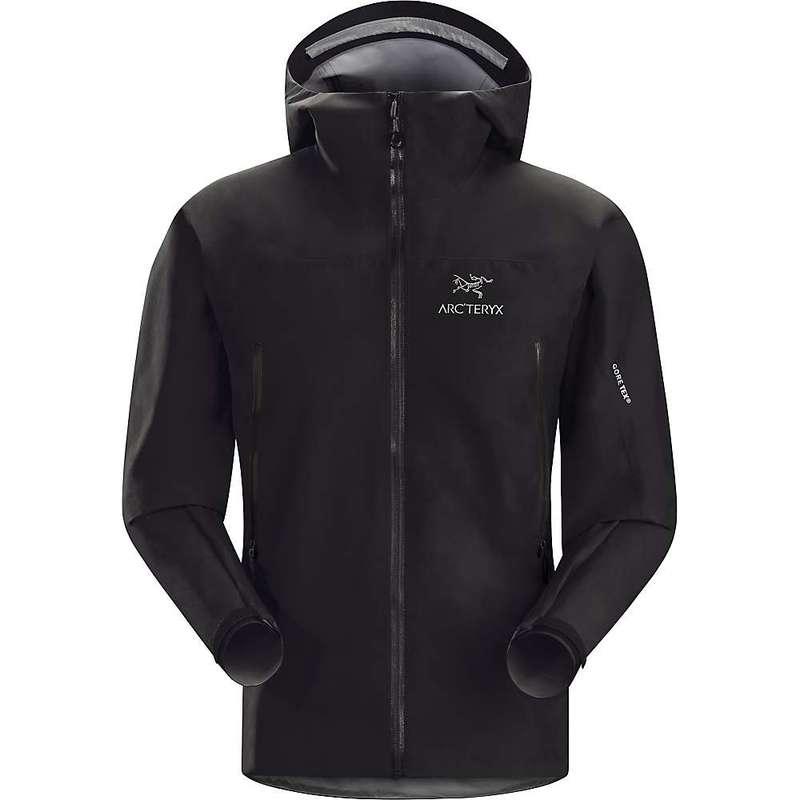 アークテリクス メンズ ジャケット・ブルゾン アウター Arcteryx Men's Zeta LT Jacket Black