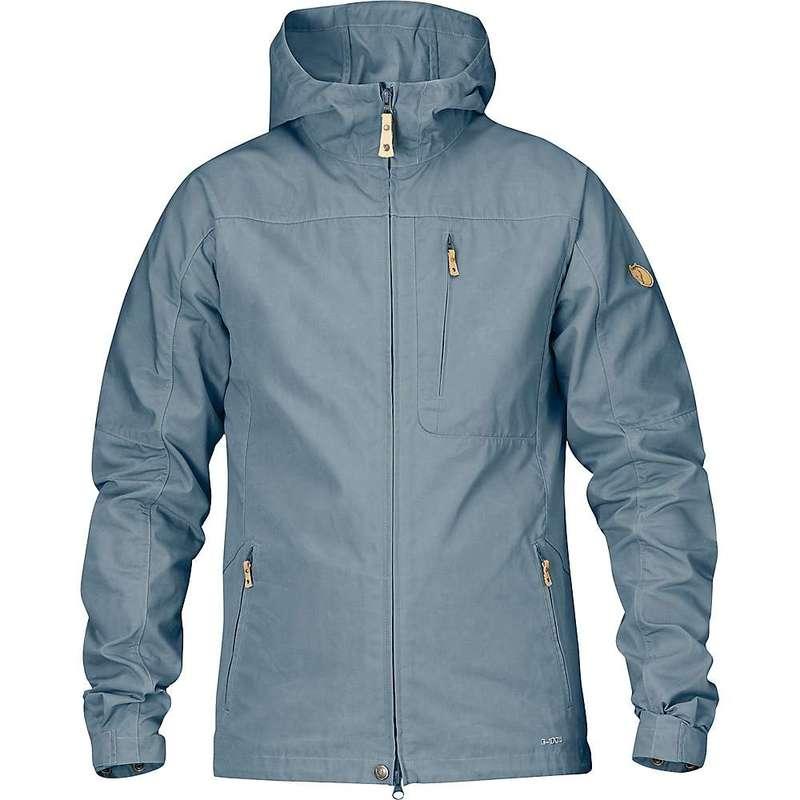 フェールラーベン メンズ ジャケット・ブルゾン アウター Fjallraven Men's Sten Jacket Clay Blue