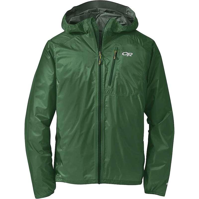 アウトドアリサーチ メンズ ジャケット・ブルゾン アウター Outdoor Research Men's Helium II Jacket Emerald