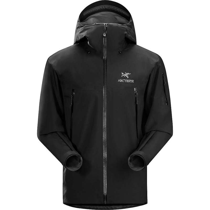 アークテリクス メンズ ジャケット・ブルゾン アウター Arcteryx Men's Beta SV Jacket Black