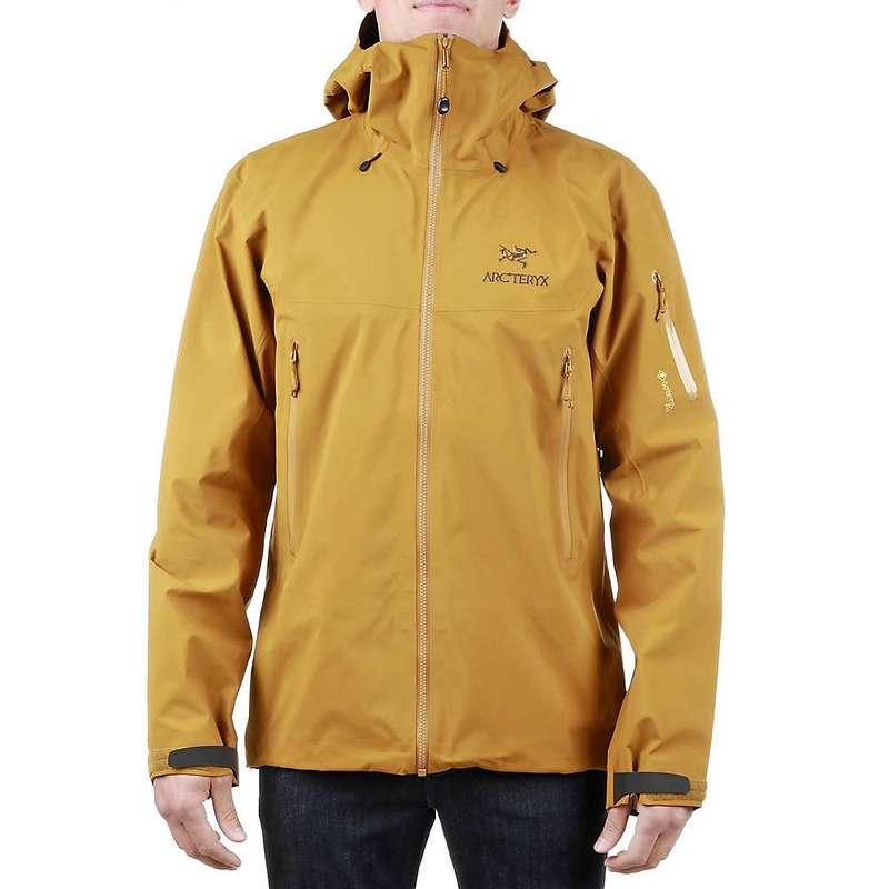 アークテリクス メンズ ジャケット・ブルゾン アウター Arcteryx Men's Beta SV Jacket Yukon