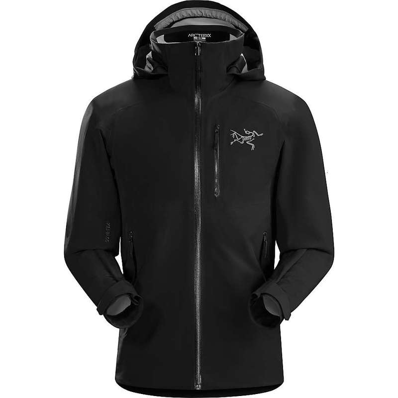 アークテリクス メンズ ジャケット・ブルゾン アウター Arcteryx Men's Cassiar Jacket Black