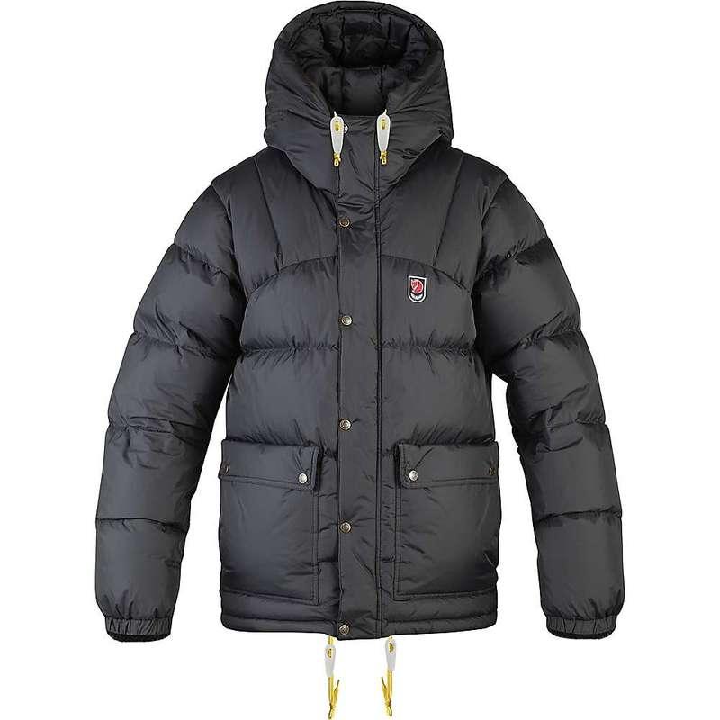 フェールラーベン メンズ ジャケット・ブルゾン アウター Fjallraven Men's Expedition Down Lite Jacket Black