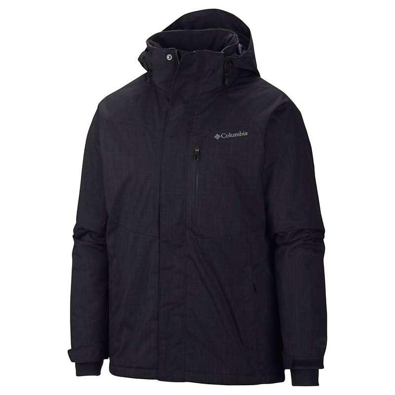 コロンビア メンズ ジャケット・ブルゾン アウター Columbia Men's Alpine Action Jacket Black
