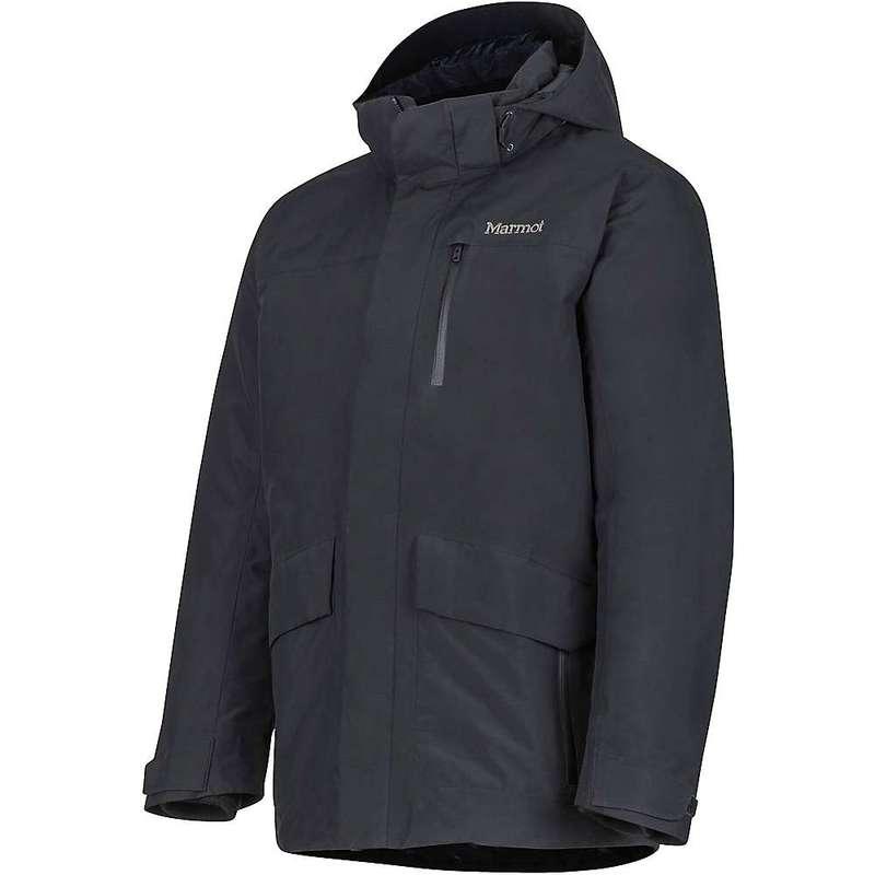 マーモット メンズ ジャケット・ブルゾン アウター Marmot Men's Yorktown Featherless Jacket Black