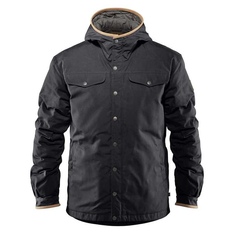 フェールラーベン メンズ ジャケット・ブルゾン アウター Fjallraven Men's Greenland No.1 Down Jacket Black