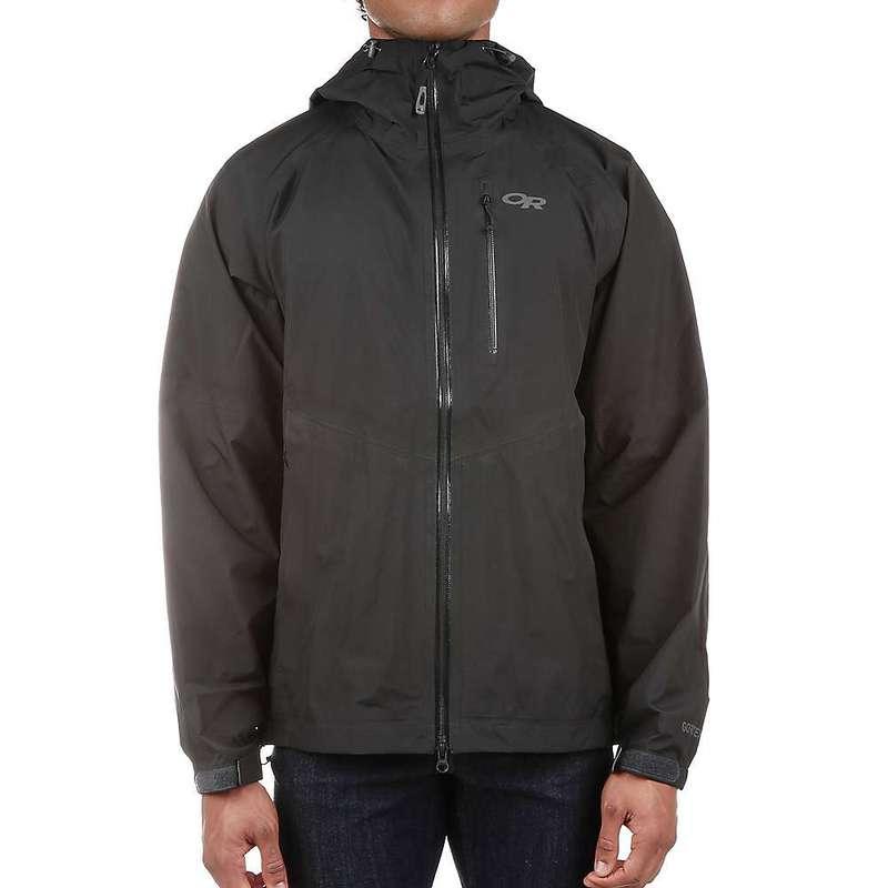 アウトドアリサーチ メンズ ジャケット・ブルゾン アウター Outdoor Research Men's Foray Jacket Black
