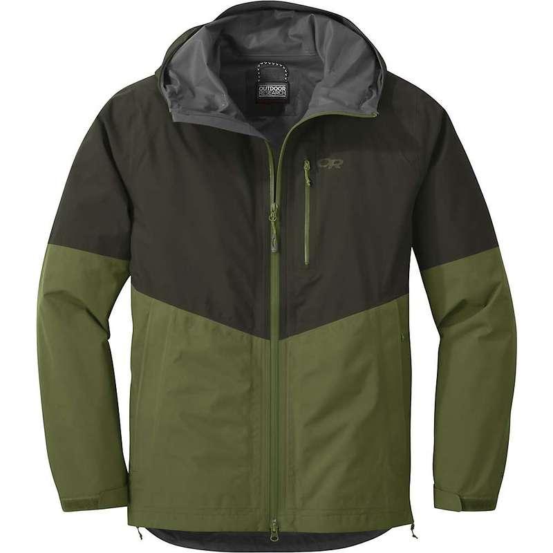 アウトドアリサーチ メンズ ジャケット・ブルゾン アウター Outdoor Research Men's Foray Jacket Forest / Seaweed