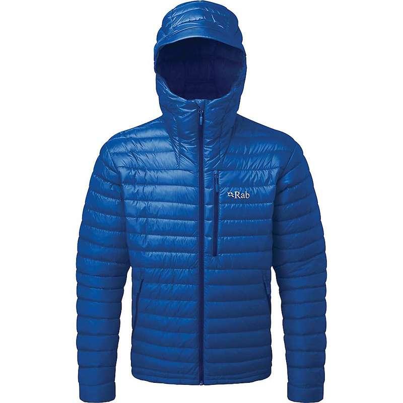 ラブ メンズ ジャケット・ブルゾン アウター Rab Men's Microlight Alpine Jacket Celestial / Deep ink