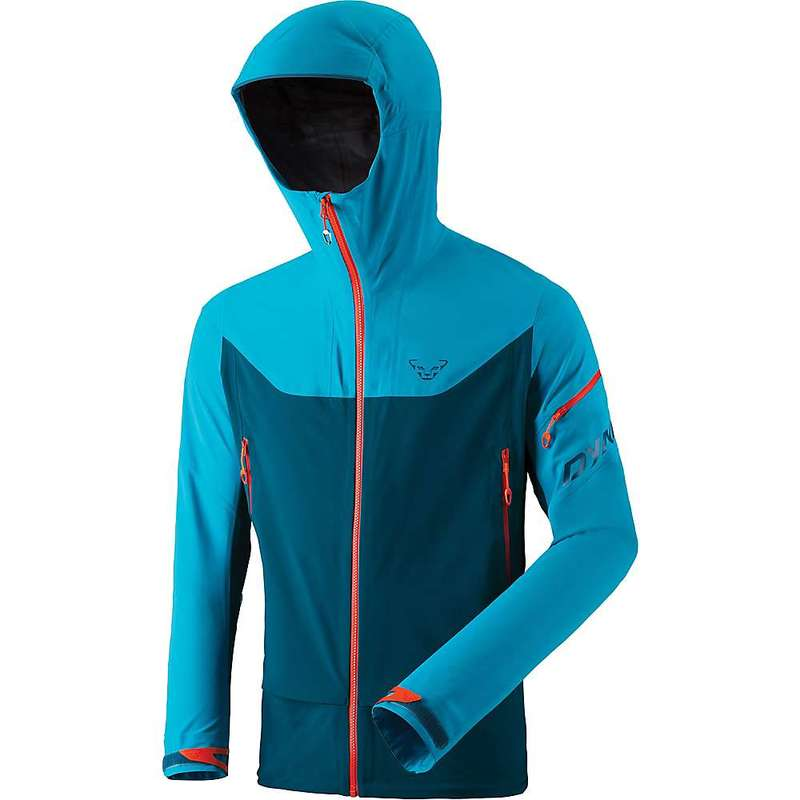 ダイナフィット メンズ ジャケット・ブルゾン アウター Dynafit Men's Beast Hybrid Jacket Methyl Blue