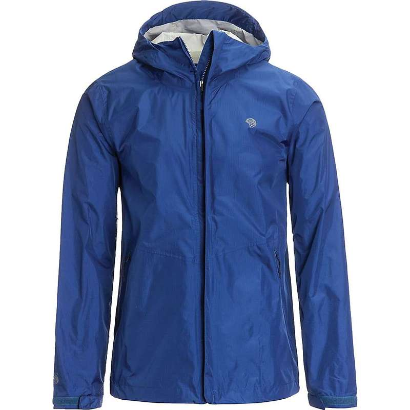 マウンテンハードウェア メンズ ジャケット・ブルゾン アウター Mountain Hardwear Men's Acadia Jacket Nightfall Blue