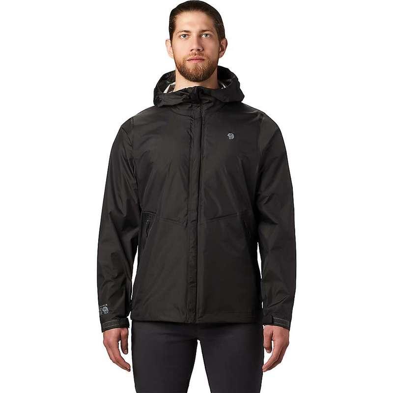 マウンテンハードウェア メンズ ジャケット・ブルゾン アウター Mountain Hardwear Men's Acadia Jacket Void