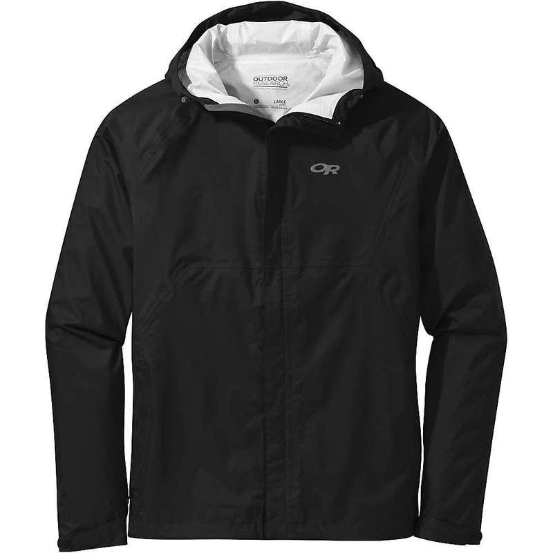 アウトドアリサーチ メンズ ジャケット・ブルゾン アウター Outdoor Research Men's Apollo Jacket Black