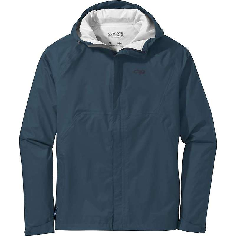 アウトドアリサーチ メンズ ジャケット・ブルゾン アウター Outdoor Research Men's Apollo Jacket Prussian Blue