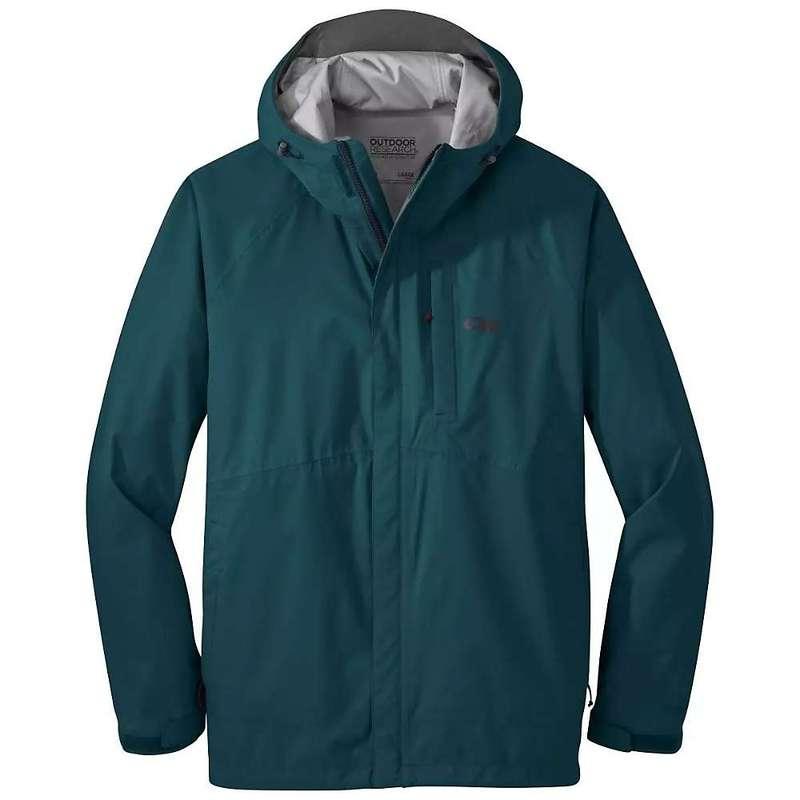 アウトドアリサーチ メンズ ジャケット・ブルゾン アウター Outdoor Research Men's Guardian Jacket Prussian Blue