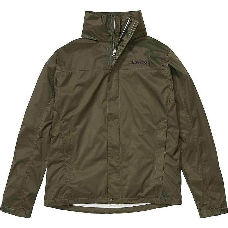 マーモット メンズ ジャケット・ブルゾン アウター Marmot Men's PreCip Eco Jacket Nori