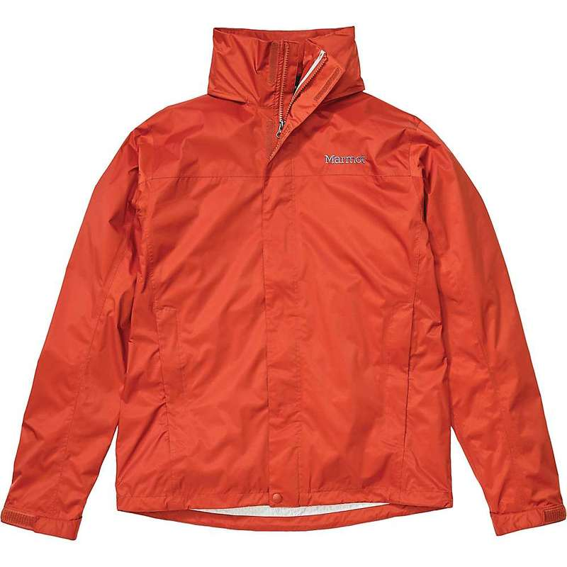 マーモット メンズ ジャケット・ブルゾン アウター Marmot Men's PreCip Eco Jacket Picante