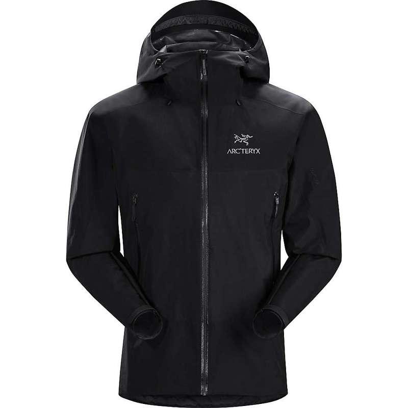 アークテリクス メンズ ジャケット・ブルゾン アウター Arcteryx Men's Beta SL Hybrid Jacket Black