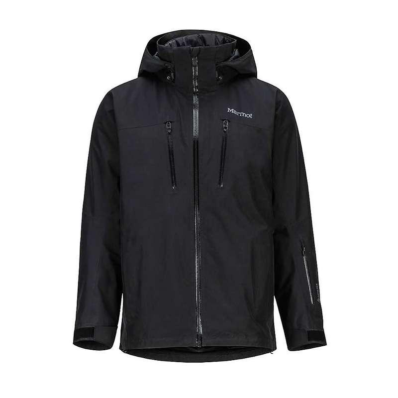 マーモット メンズ ジャケット・ブルゾン アウター Marmot Men's KT Component Jacket Black