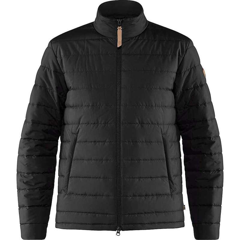 フェールラーベン メンズ ジャケット・ブルゾン アウター Fjallraven Men's Kiruna Liner Jacket Black