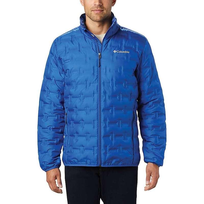 コロンビア メンズ ジャケット・ブルゾン アウター Columbia Men's Delta Ridge Down Jacket Azul