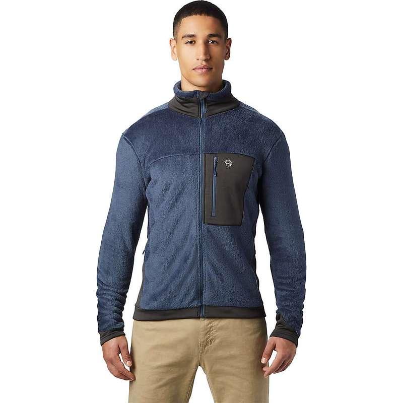 マウンテンハードウェア メンズ ジャケット・ブルゾン アウター Mountain Hardwear Men's Monkey Man/2 Jacket Zinc