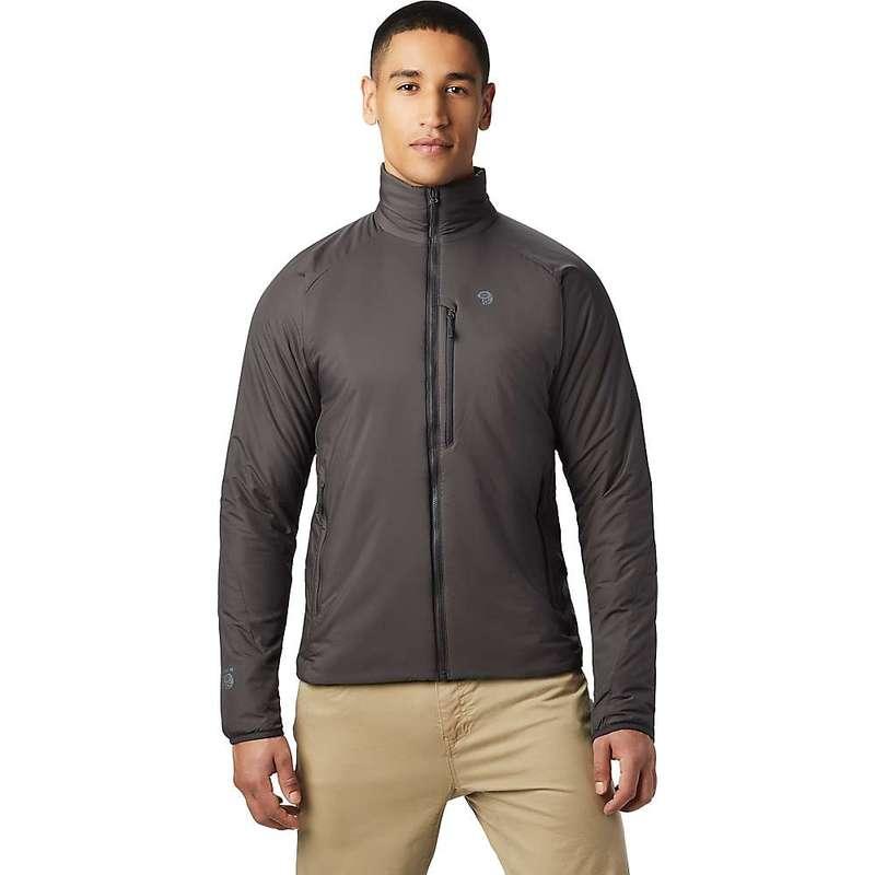 マウンテンハードウェア メンズ ジャケット・ブルゾン アウター Mountain Hardwear Men's Kor Strata Jacket Void