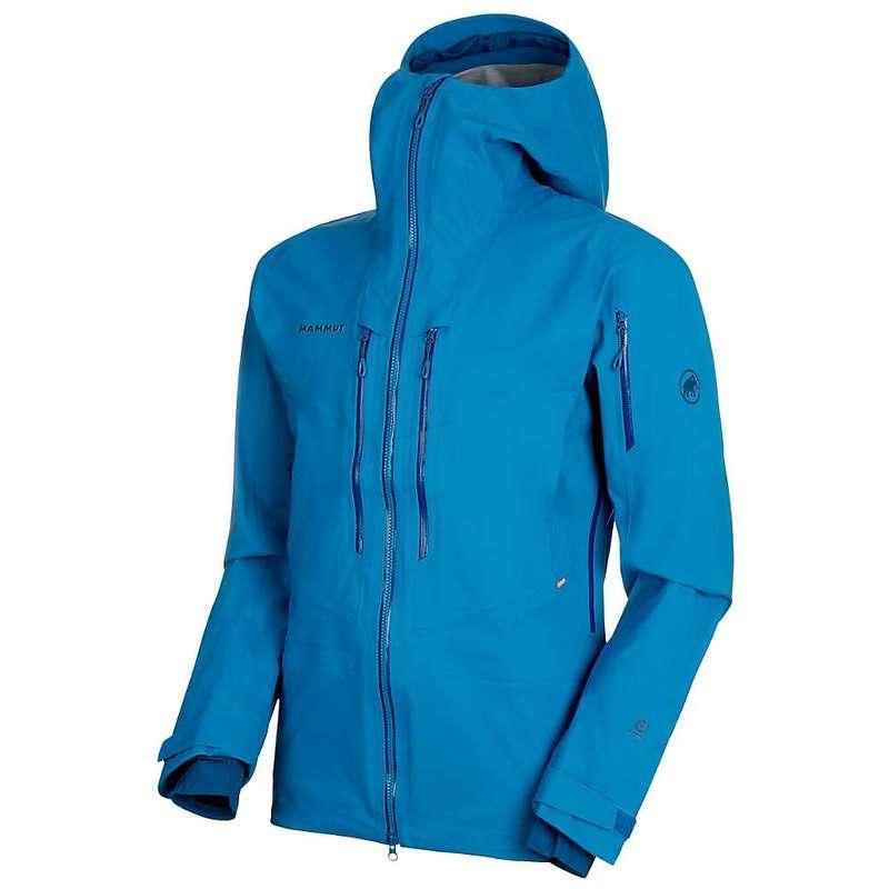 マムート メンズ ジャケット・ブルゾン アウター Mammut Men's Haldigrat HS Hooded Jacket Sapphire
