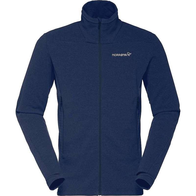 ノローナ メンズ ジャケット・ブルゾン アウター Norrona Men's Falketind Warm1 Jacket Indigo Night