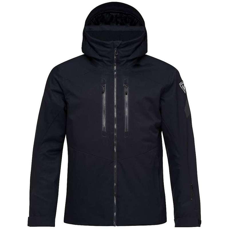 ロシニョール メンズ ジャケット・ブルゾン アウター Rossignol Men's Fonction Jacket Black