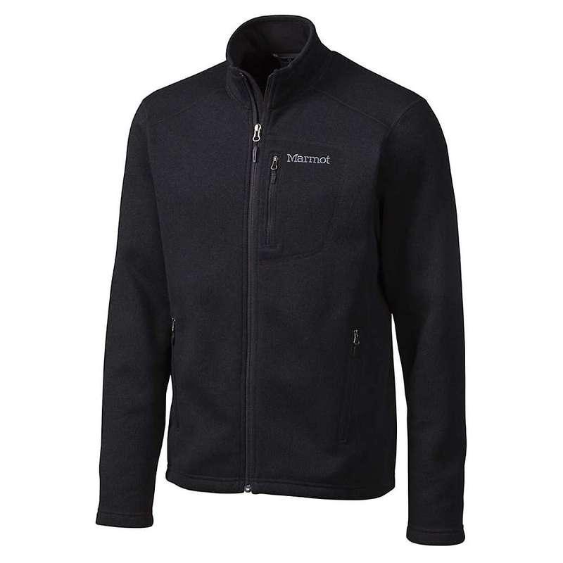 マーモット メンズ ジャケット・ブルゾン アウター Marmot Men's Drop Line Jacket Black