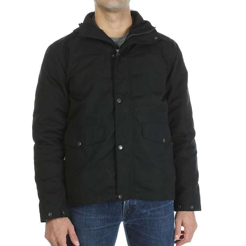 フェールラーベン メンズ ジャケット・ブルゾン アウター Fjallraven Men's Ovik 3IN1 Jacket Black